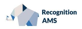 Recognition Asset Management Software